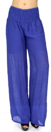 Wholesale I18E Wide Wrinkled Long Pants NV