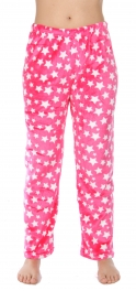 Wholesale U08 Pajama pants Stars Pink