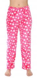 Wholesale U08 Pajama pants Stars Pink