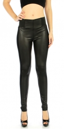 wholesale Q65 jersey wide panel liquid leggings S/M