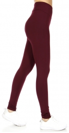 wholesale Double layered waist athletic leggings BD