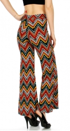 Wholesale A12 Multi Print Palazzo Pants