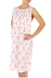 wholesale M02 Cotton blend heart nightgown PK XL