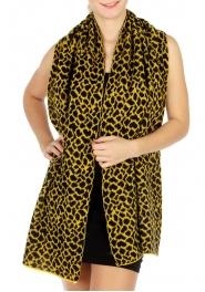 wholesale Pastel brick knit scarf Yellow