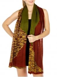 wholesale S08 Bias section knit Shawl OV fashionunic