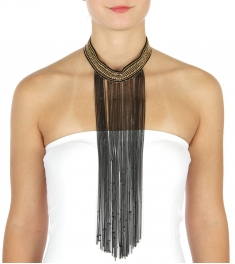 Wholesale L29 Choker chain drop necklace BBK fashionunic