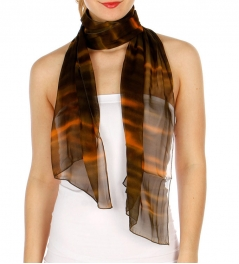 Wholesale P16A Multi Ombre Scarf OL