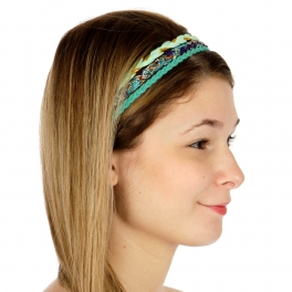 wholesale Three braided headbands fashionunic