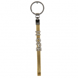 wholesale Studded HOPE on metallic keychain G
