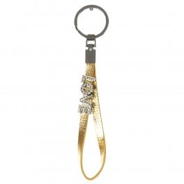 wholesale Studded LOVE on metallic keychain G