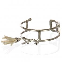 Wholesale L26A Suede tassel bracelet SB/GY