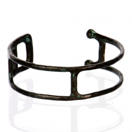 Wholesale L26A Metal cuff bracelet OG