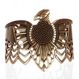 Wholesale L26B Thunderbird cuff bracelet RGB