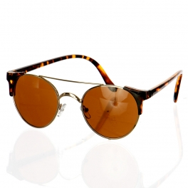 Wholesale M07D Round sunglasses Dozen