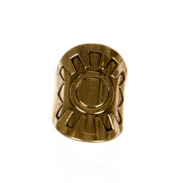 Wholesale M11D Statement Ring AG