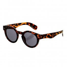 Wholesale L14 Retro 2 Dot Round Sunglasses