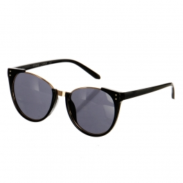 Wholesale L14 Gold Top Bar Sunglasses Dozen