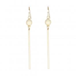 Wholesale M08C Faux Stone Bar Drop Earring IV