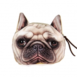 Wholesale M23A 'Pug' Me Coin Purse
