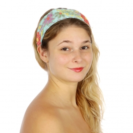 wholesale T09A Star stripes Cotton knit headband TQ