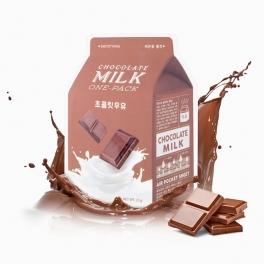 Wholesale MISSHA Chocolate Milk Sheet Mask 21g (5 pack)