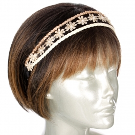 Wholesale M04D Cute flowers headband Dozen