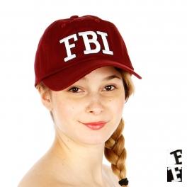 Wholesale T26A FBI Snapback Baseball Cap BLK