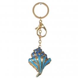 Wholesale WA00 Metal keychain Conch G