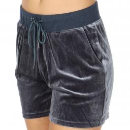 Wholesale S52B Drawstring solid shorts Midnight