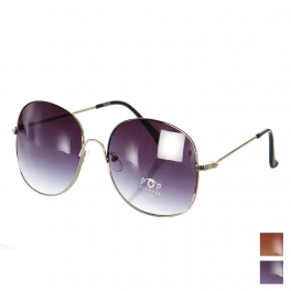 Wholesale L14B Round sunglasses Dozen pack
