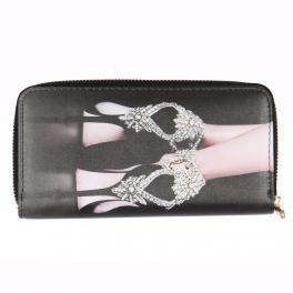 Wholesalse P18C Jewel high heel wallet