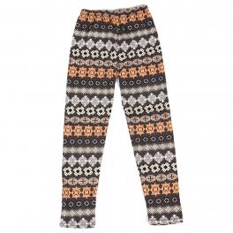 Wholesale Y00A NEW MIX Girls print leggings Geometric