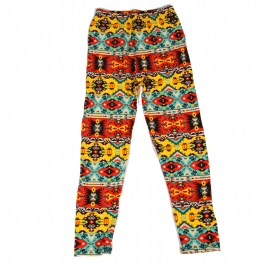 Wholesale Y01C NEW MIX Girls print leggings Coloful Tribal