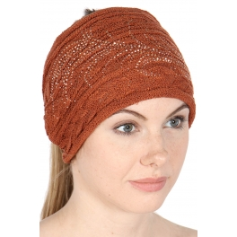 wholesale N85 Solid Head Band with Stone Rust