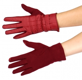 Wholesale Q60C Knit touch screen gloves BU