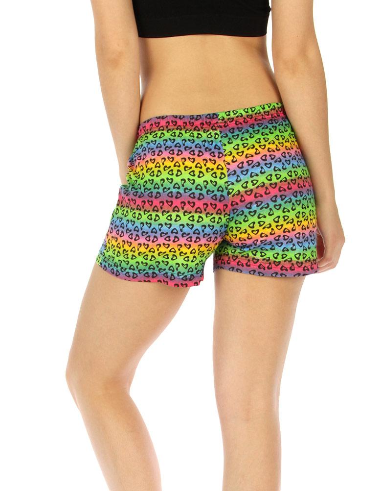 ORIGINAL CILER Women Sleepwear Summer Print 100% Cotton