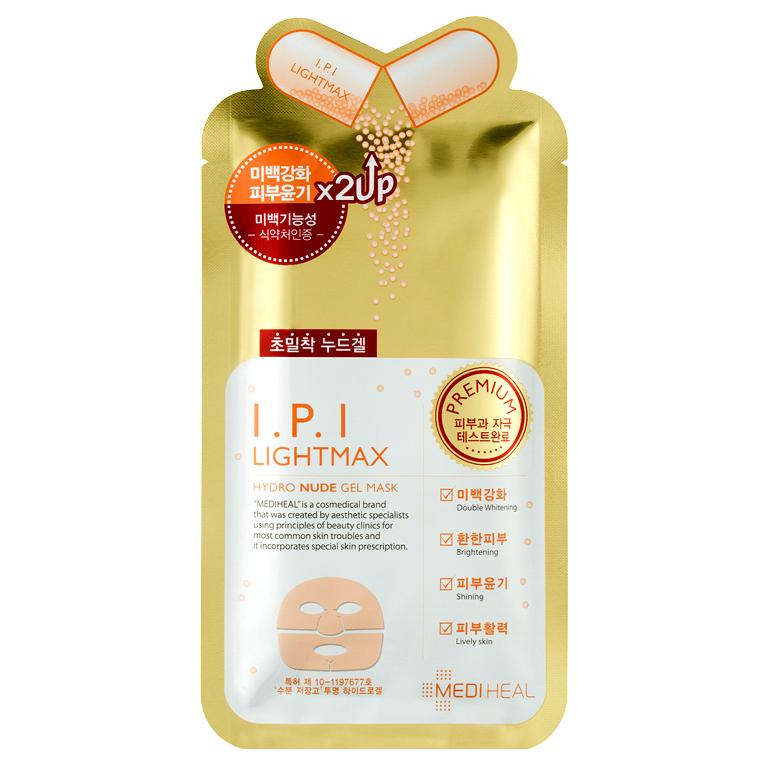 Mediheal I.P.I Lightmax Nude Gel Mask 30g - KoCos Bulgaria