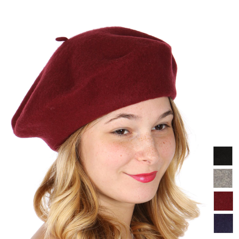 Wholesale V53A Pieces Beret Hat IV 934a1814769
