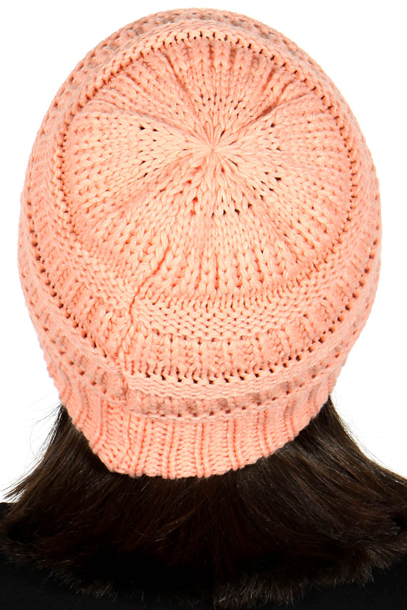 2301a51bbbb wholesale O31S C.C Kid s solid beanie hat fashionunic