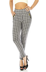 Wholesale Checker Pants