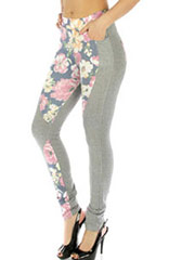 Wholesale Floral Pants