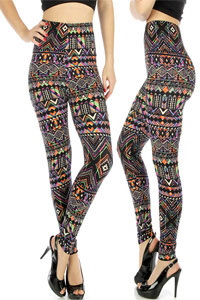 Wholesale-Print Leggings