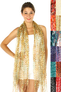 Wholesale-net-ruffle-scarves