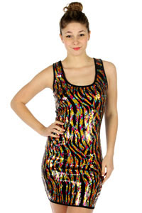 wholesale Sequin Dress