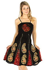 wholesale Batik Embroidery Dress