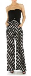 wholesale C19 polka dot bottom jumpsuit