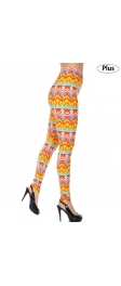 Wholesale Y38C NEW MIX Neon soft brushed leggings PLUS SIZE
