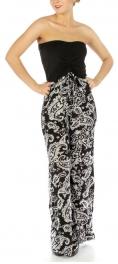 wholesale C22 Paisley bottom jumpsuit fashionunic