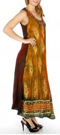 Wholesale WA00 Embroidery embellished long dress OV