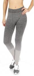 Wholesale E47 Polyamid ombre yoga pants Green